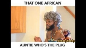 Video: Ebaby Kobby – That One African Auntie Who's The Plug